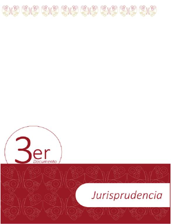Tercer Documento de Análisis de Jurisprudencia: Derecho a la Salud