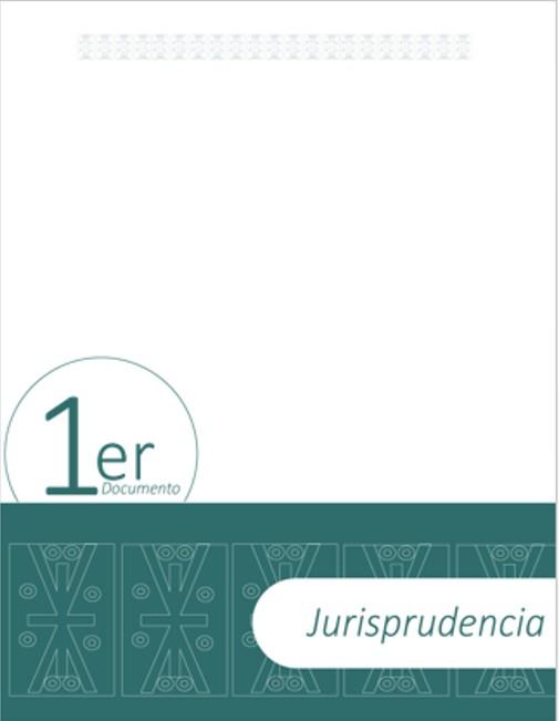 primer documento de analisis de jurisprudencial: derechos del paciente, gestión del riesgo y responsabilidad de los agentes
