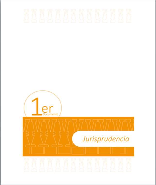primer documento de analisis de jurisprudencia: tecnologias en salud