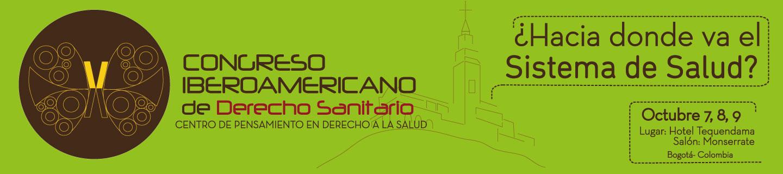 V Congreso Iberoamericano de Derecho Sanitario