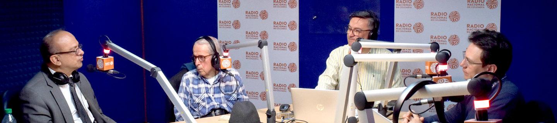 Director del CP en Gestión Pública participa en '¿Por qué será?' de la Radio Nacional de Colombia