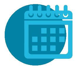 Cronograma de actividades CP en Educación