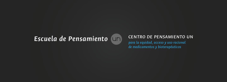 Centro de Pensamiento para la equidad, acceso y uso racional de medicamentos y bioterapéuticos