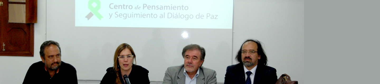 CP seguimiento al diálogo de paz