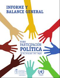 Foro participación política