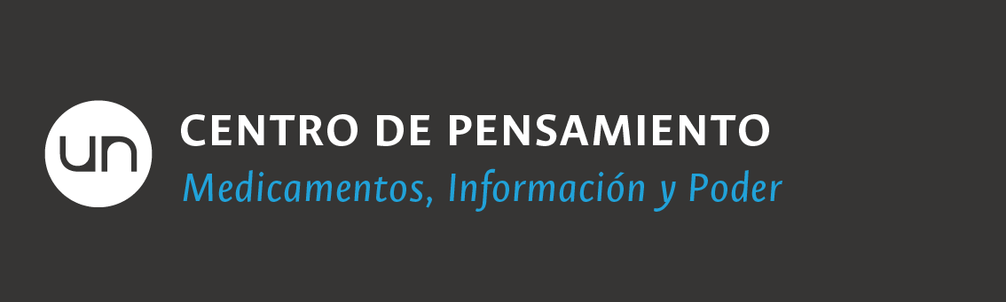 Identificador del Centro de Pensamiento Medicamentos, Información y Poder